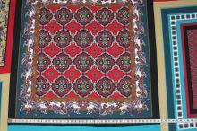 Šatovka barevné čtverce, š.150