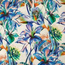 Šatovka biela, zeleno-modré kvety, š.145