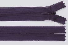 Zip skrytý šatový 3mm délka 20cm, barva 196