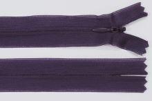 Zips skrytý šatový 3mm dĺžka 20cm, farba 196