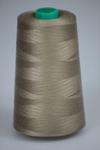 Nit KORALLI polyesterová 120, 5000Y, odstín 7360, béžová