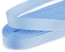 Stuha taftová svetlo modrá, šírka 9mm, 10m