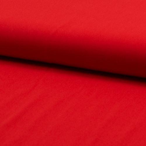 Košilovina červená, š.135
