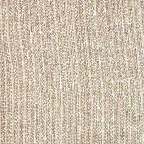 Hodvábny šifón, hnedý vzor, š.130