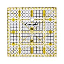 Pravítko pro patchwork Prym Omnigrid, 4x4 inch