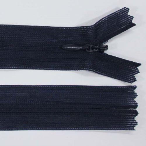 Zip skrytý šatový 3mm délka 60cm, barva 330