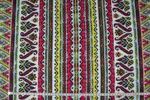 Šatovka 14154, farebný vzor, š.135