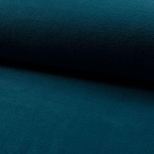 Polar fleece tmavě petrolejový, š.150