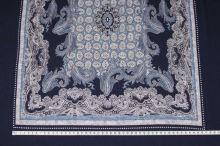 Šatovka modrá, šatkový vzor, š.135