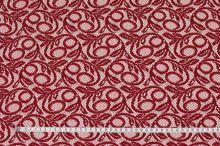 Čipka 16807 červená, š.135
