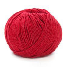 Příze HOLLIE 50g, červená - odstín 558