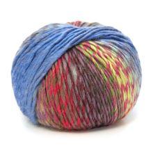 Příze SHINE 100g, barevný mix - odstín 0132