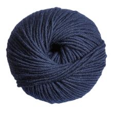 Priadza WOOLLY 5 50g, tmavo modrá - odtieň 173